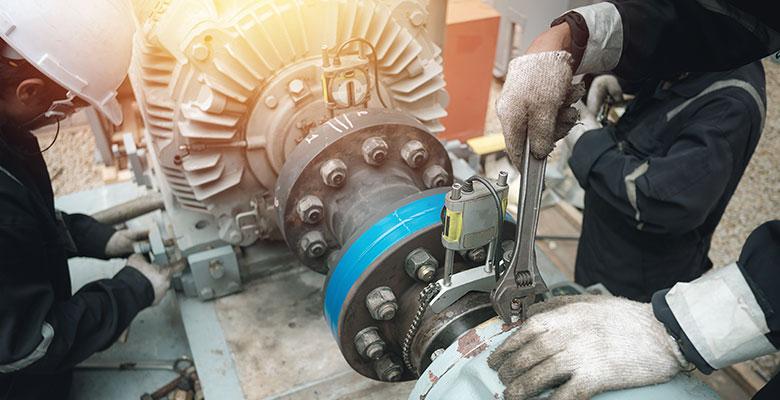Naprawa i konserwacja maszyn - UDTiPH